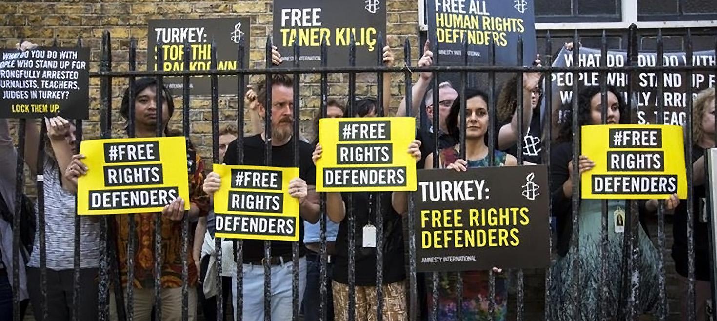 Amnesty International Türkei